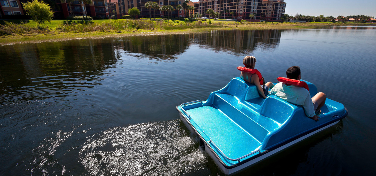 Decide the activities while boating